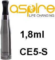 aSpire CE5-S BDC Clearomizer 1,8ohm