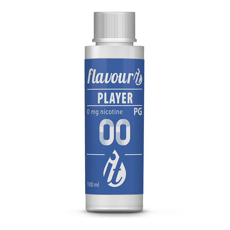 Flavourit PLAYER báze - PG, 100ml