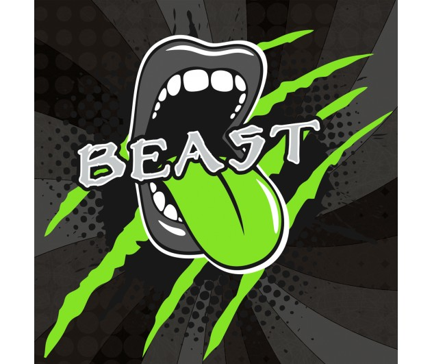 Příchut Big Mouth - Beast