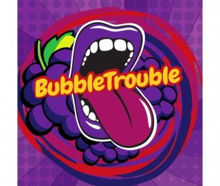 Příchut Big Mouth - Bubble Trouble