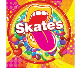 Příchut Big Mouth - Skates